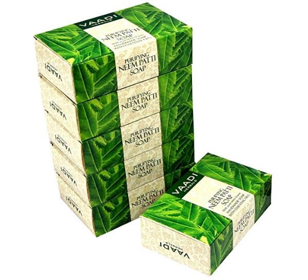 Vaadi Herbals Neem Patti Soap