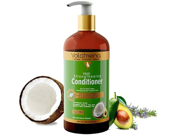 Volamena Hair Strengthening Conditioner