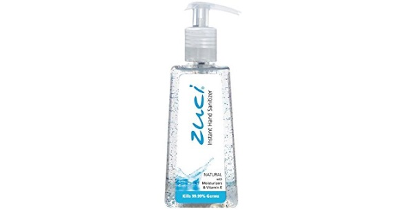 Zuci Natural Hand Sanitizer