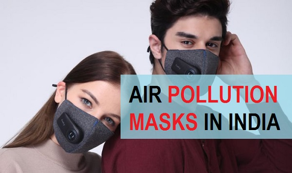 meilleur masque de pollution de l'air en Inde