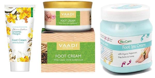 best foot cream for men
