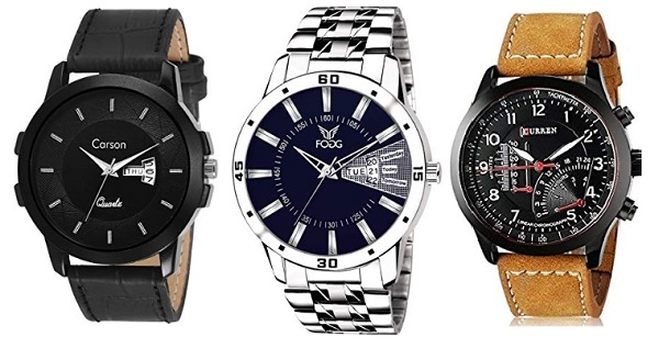 10 Best Men S Watches Under 500 Rupees In India