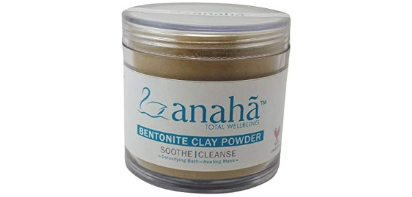 Anaha Indian Origin Premium Bentonite Clay Powder