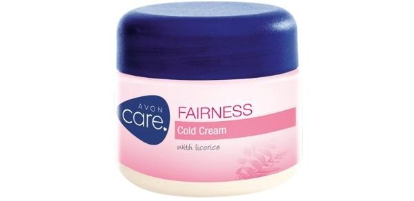 Avon Care Fairness Cold Cream