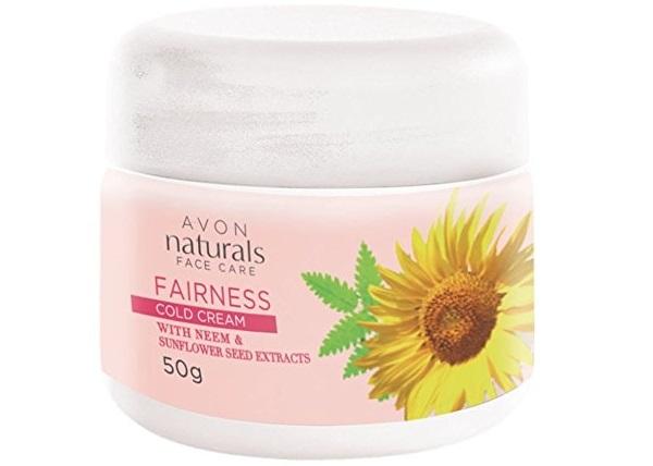Avon Naturals Fairness Cold Cream