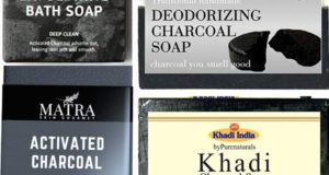 Best Charcoal Soaps Available in India for Men and Women