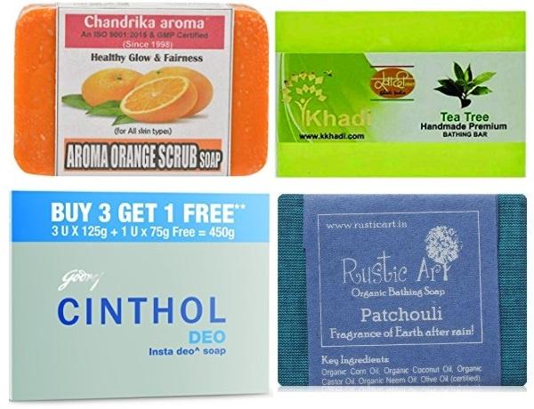 Best Soaps for Body Odor for Men in India