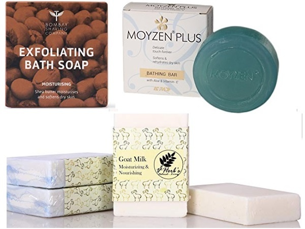 13 Best Soaps For Dry Skin In India For Men And Women