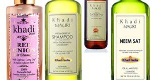 Best khadi shampoos in India