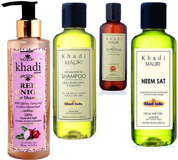 Best khadi shampoos in India