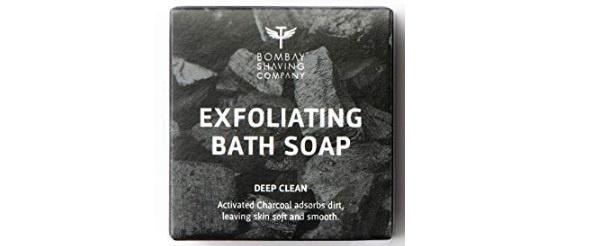 Bombay Shaving Company Charcoal Deep Cleansing Bath Soap