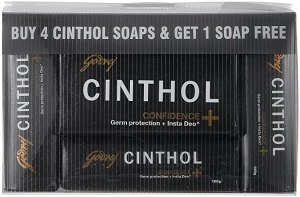 Cinthol Confidence Soap