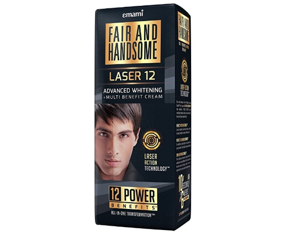 Fair and Handsome Laser 12 Advanced Whitening