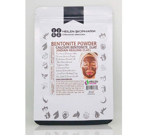 Heilen Biopharm Calcium Bentonite Powder
