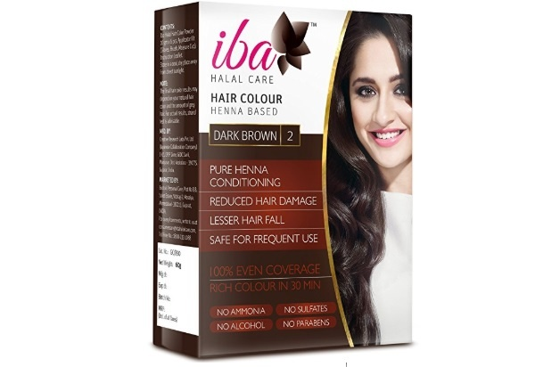 Iba Halal Care Hair Color