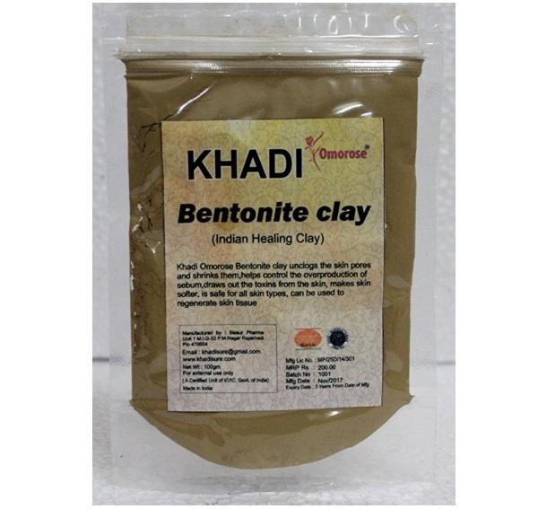 KHADI Omorose Indian Healing Clay