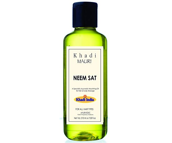 Khadi Mauri Herbal Neem Shampoo