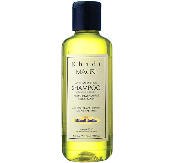 Khadi Mauri Herbals Anti Dandruff Herbal Shampoo