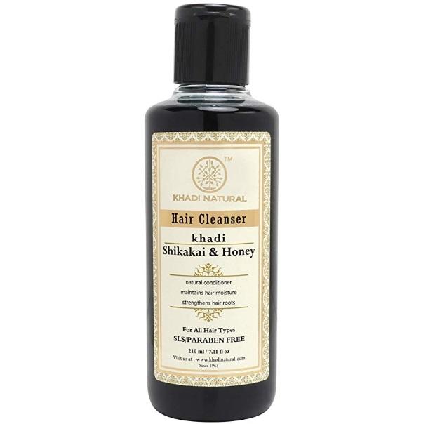 Khadi Natural Shikakai and Honey Shampoo