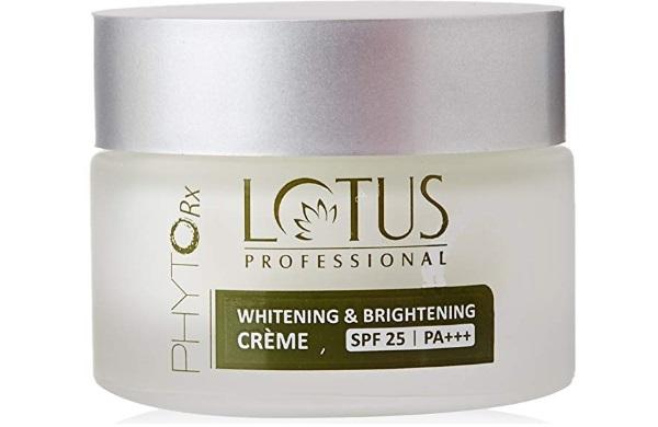 Lotus Professional PhytoRx SPF25 PA+++ Whitening and Brightening Creme