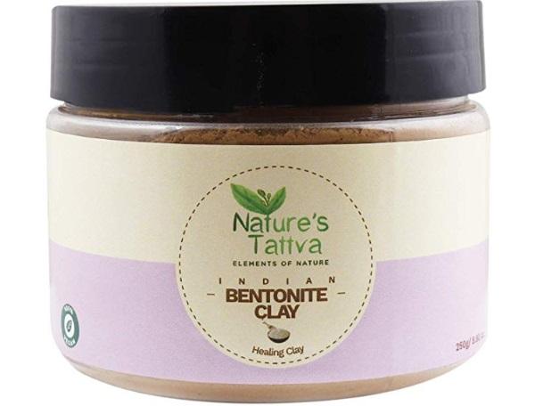 Nature's Tattva Pure and Natural Bentonite Clay