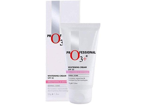 O3+ SPF 30 Whitening Cream for Skin Brightening & Whitening 1
