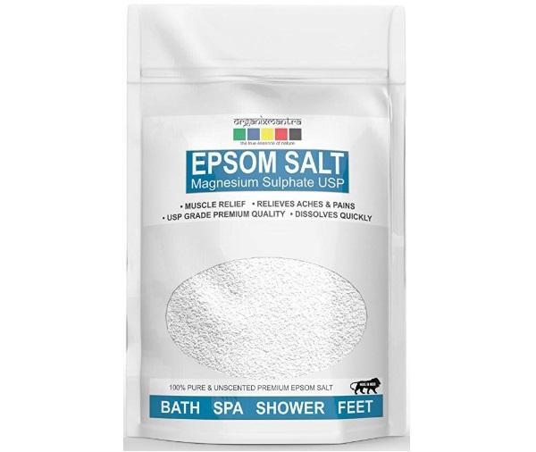 Organix Mantra Epsom Bath Salt