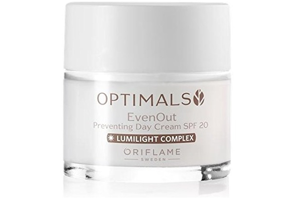Oriflame Essential Even Out Dark Spot Reduction Day Cream