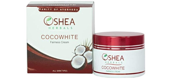 Oshea Herbals Cocowhite Fairness Cream