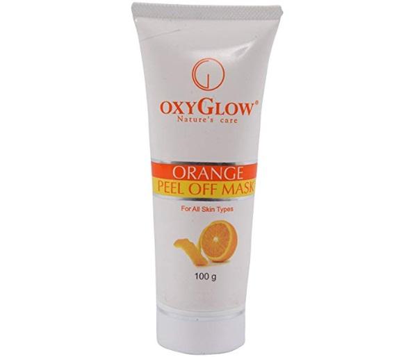 Oxyglow Orange Peel Off Mask