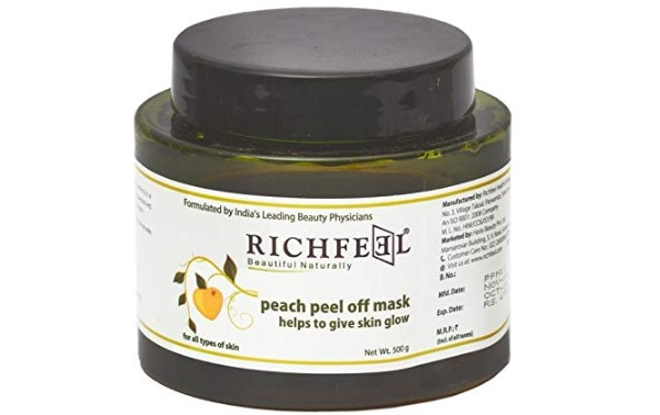 Richfeel Peach Peel Off Mask