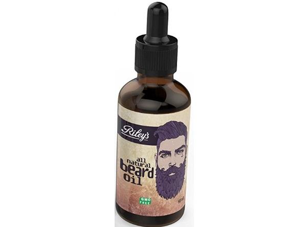 Rileys Beard Growth Oil For Men