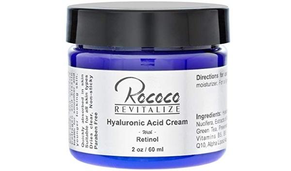 Rococo Revitalize Hyaluronic Acid with Retinol Cream