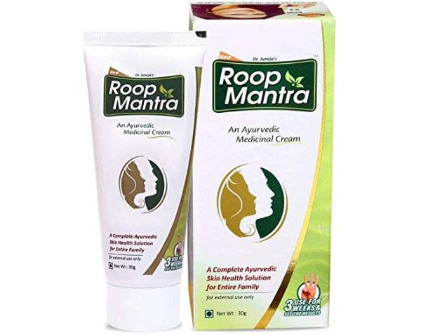 Roop Mantra Ayurvedic Fairness Face Cream