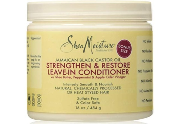 SheaMoisture Strengthen and Restore Leave-In Conditioner