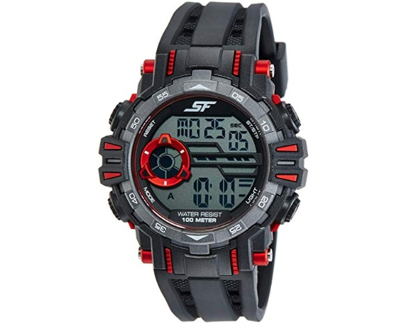 Sonata Ocean Series Analog-Digital Dial Men's Watch