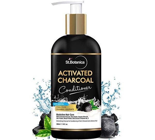 StBotanica Activated Charcoal Hair Conditioner