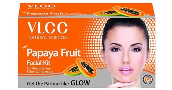 VLCC Papaya Fruit Facial Kit