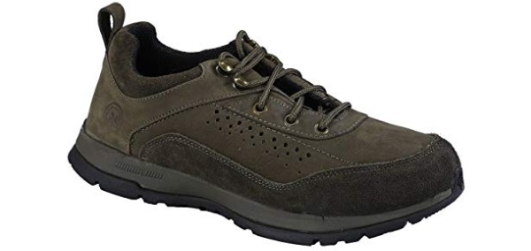 Woodland Men's Grey Sneakers