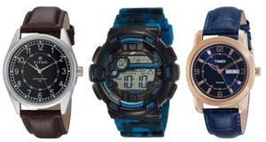 best Men's Watches Below 2000 Rupees in India