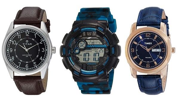 best Men's Watches Below 2000 Rupees in India