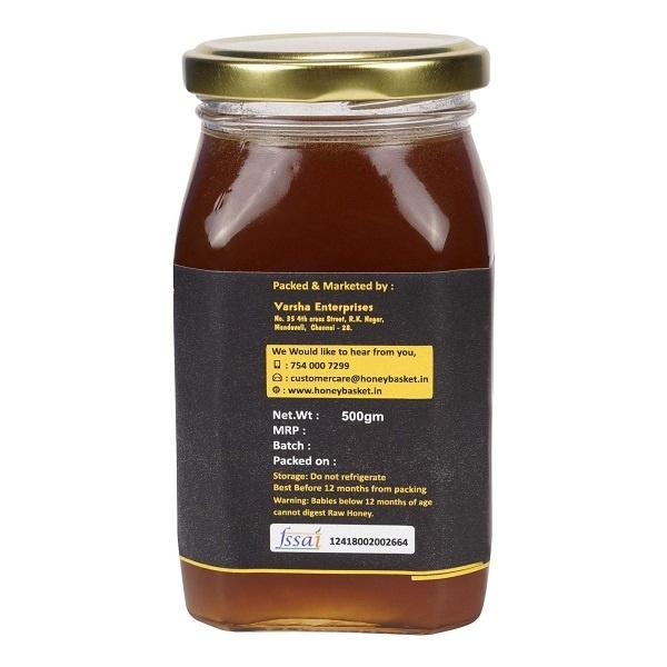 HoneyBasket Raw Honey Review