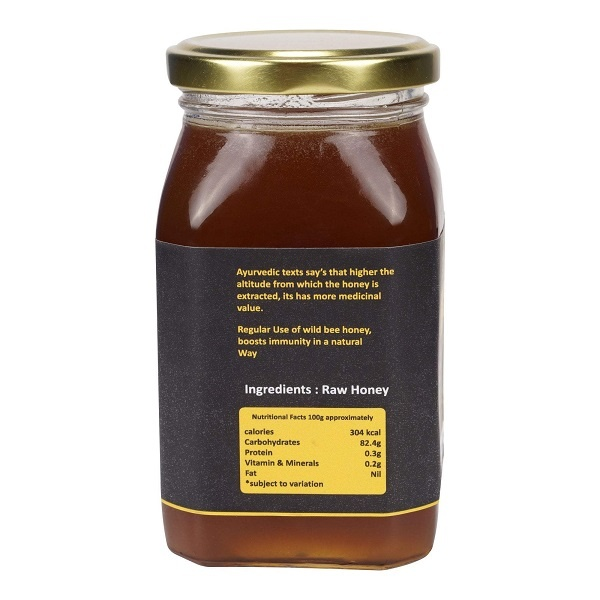 HoneyBasket Raw Honey Review 2