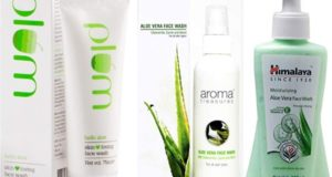 Best Aloe Vera Face Washes in India