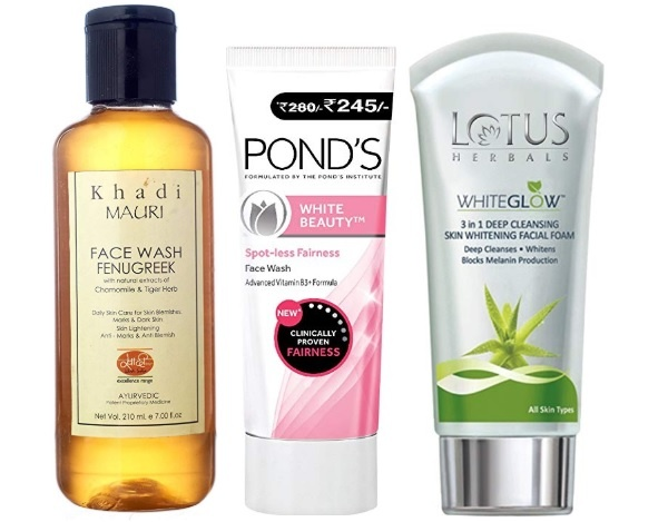 Best Face wash for Pigmentation in India