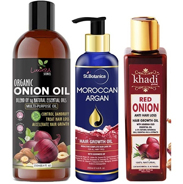 Best Hair Growth Products in India