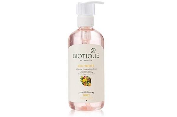 Biotique Whitening and Brightening Face Wash