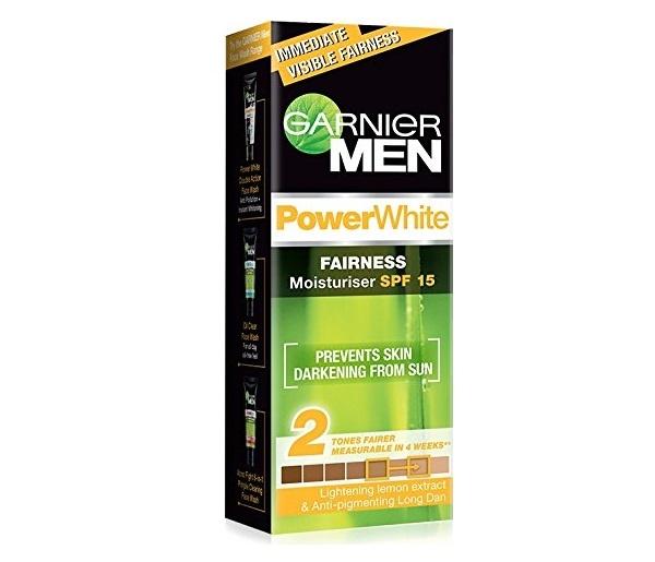 Garnier Men Power White Fairness Moisturiser