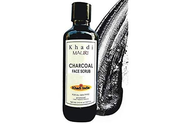 Khadi Mauri Herbal Charcoal Face Scrub
