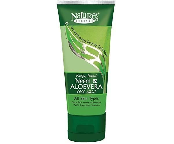 Nature's Essence Neem & Aloevera Facewash